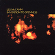 Les McCann – Invitation To Openess